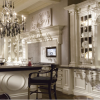 Kitchen Design - Luxurious and Lavish