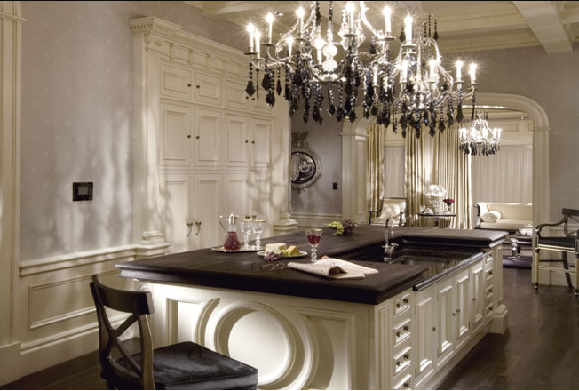 Kitchen design luxurious and lavish boogie 39 s boutique for Luxury kitchen designs 2012