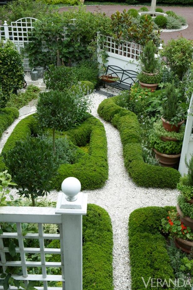 Veranda.com | Charlotte Moss Landscape Garden Design II