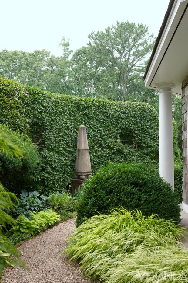 Veranda.com | Charlotte Moss Landscape Garden Design IV